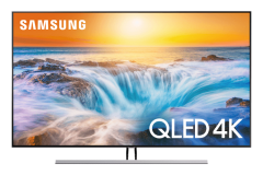 SAMSUNG QE55Q85R 4K ULTRA HD (2019 MODEL)