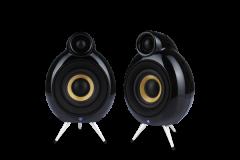 Podspeaker MicroPod SE MKII, Satin Red Stereo
