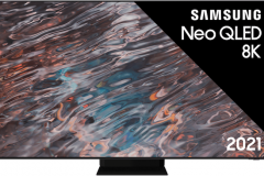 Samsung Neo QLED 8K 65QN800A (2021) €300 Cashback!