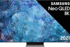 Samsung Neo QLED 8K 65QN900A (2021) €300 Cashback!